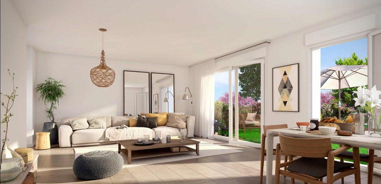 Appartement à LYON-EME |  455 000 €